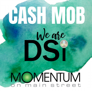 Virtual Cash Mobs – Show Your Love for Local!